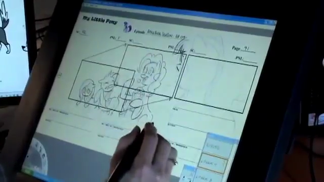 File:My Little Pony Making a Storyboard.png