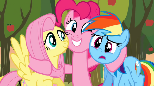 File:Pinkie Pie hug S2E15.png