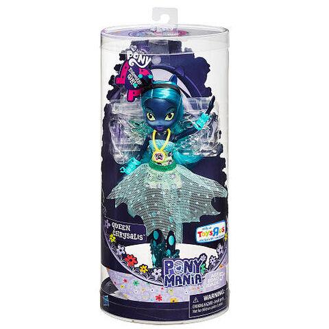 File:Queen Chrysalis Equestria Girls Ponymania doll packaging.jpg