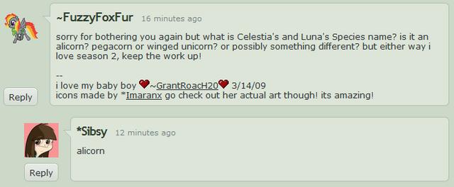 File:Sabrina Alberghetti stating that Celestia and Luna are alicorns.png