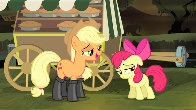 "File:Applejack ""I would totally trust you"" S4E17.png"
