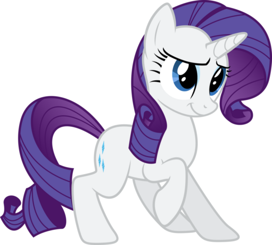 File:FANMADE Rarity vector by Quanno3.png