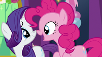 "Pinkie Pie ""that's so exciting!"" S7E1"