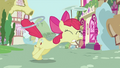 Apple Bloom pulled away S2E06.png