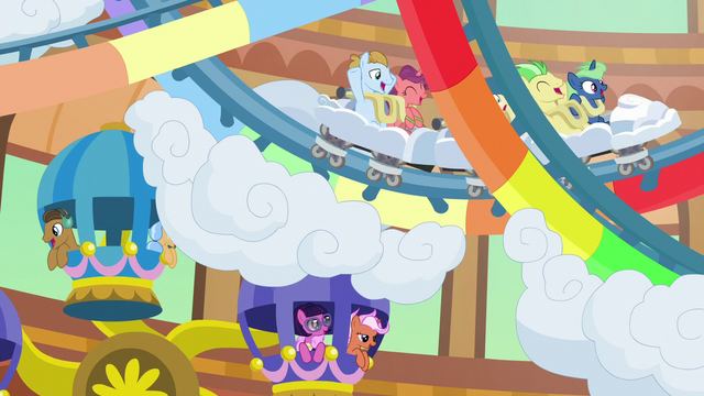 File:Ponies on roller coaster and Ferris wheel S6E20.png
