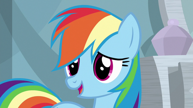 "File:Rainbow ""nothing to get too excited about"" S6E13.png"