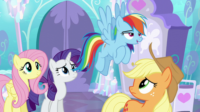 "File:Rainbow Dash ""well, I know"" S6E1.png"