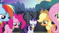 Twilight's friends losing hope S4E02
