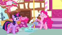 Twilight walking S4E12