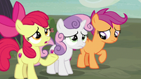 "Apple Bloom ""even after we messed it up?"" S7E8"
