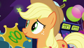 Applejack watching ponies have fun S6E20.png