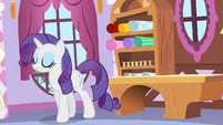Rarity walking away S4E08