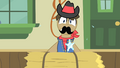 Sheriff Silverstar in a nervous sweat S1E21.png