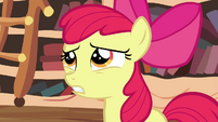 Apple Bloom worried S4E15