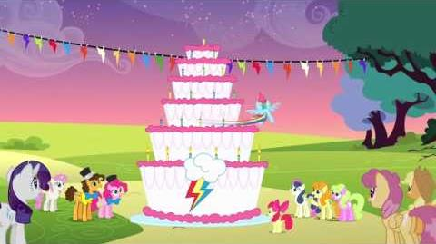 My Little Pony - Make A Wish (Serbian, Mini) HD