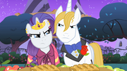 Tension between Blueblood and Rarity S1E26.png