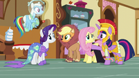 "Twilight ""we're just glad you're here"" S5E21"