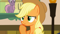 Applejack doesn't get it S3E8