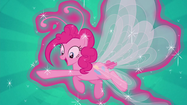 File:Pinkie Pie becoming a Breezie S4E16.png