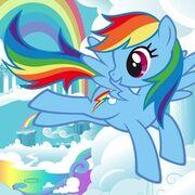 Quiz rainbowdash
