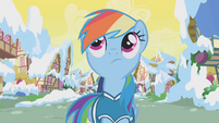 Rainbow Dash being called by Twilight S01E11