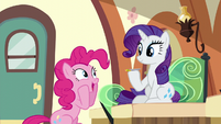 "Pinkie ""Why doesn't your face"" S6E3"