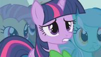 Twilight won't challenge Trixie S1E06