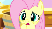 "Fluttershy ""had a really scary nightmare"" S5E13"