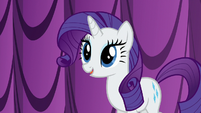 "Rarity ""to see my newest collection"" S5E14"