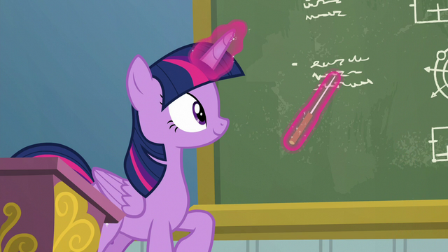 File:Twilight Sparkle pointing at the chalkboard S6E24.png