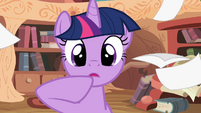 Twilight looking S2E20