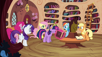 Twilight rewriting Star Swirl's spell S03E13