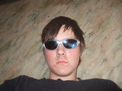 Me with sunglasses