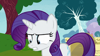 "Rarity ""I guess duty calls"" S7E6"