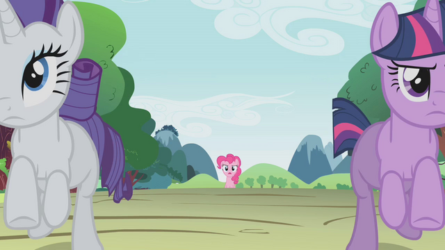 File:Rarity and Twilight leaving Pinkie S01E10.png