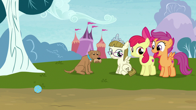 File:Scootaloo encouraging Ripley S7E6.png