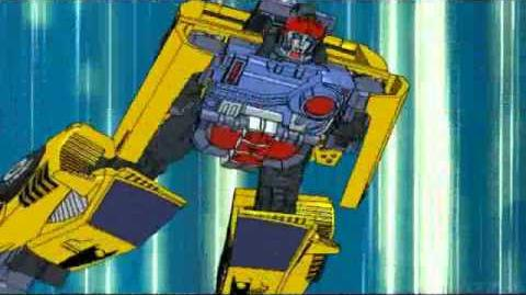 Transformers Animated Unicron Trilogy Intros