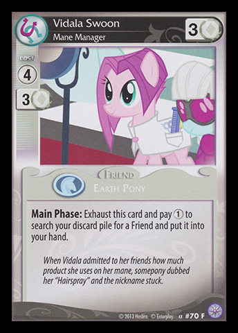 File:Vidala Swoon, Mane Manager card MLP CCG.jpg