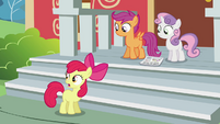 CMC On School Stoop S2E23