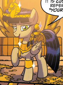 File:Comic issue 53 Queen Cleopatrot.png
