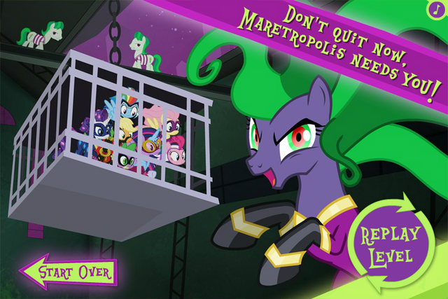 File:Power Ponies Go game over screen.png