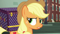 "Applejack ""I'm pretty sure that wasn't it"" S5E16"