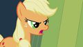 Applejack 'somepony who might' S2E06.png