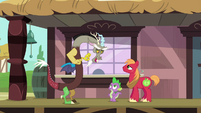 """Discord """"but I don't want to"""" S6E17"""