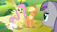 "Fluttershy ""Or a trained butterfly"" S4E18"