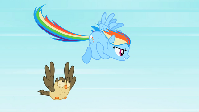File:Rainbow Dash about to fly fast S2E07.png