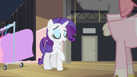 Rarity 'how do you...' S4E08