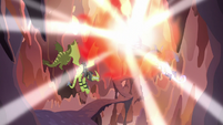 Scepter surging with light and power S6E5