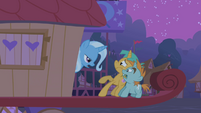 """Trixie """"what is so important"""" S1E06"""