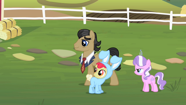 File:Filthy Rich, Apple Bloom and Diamond Tiara S2E12.png